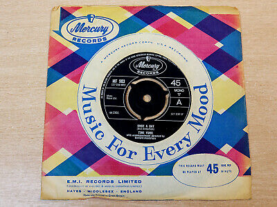 Timi Yuro/Once A Day/1966 Mercury 7  Single • 7.99£