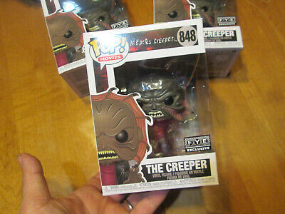 $39.41 • Buy Funko Pop Jeepers Creepers The Creeper # 848 Exclusive Fye Horror