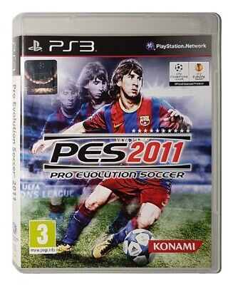 AU7.49 • Buy PES 2011: PRO EVOLUTION SOCCER (PS3 GAME) Playstation 3 A