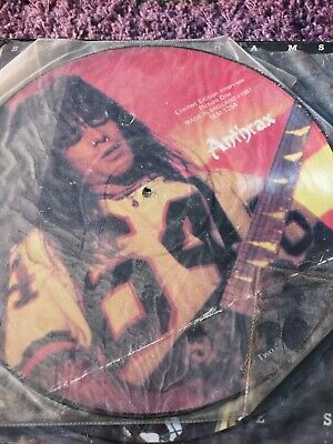 Anthrax Interview Picture Disc Ltd Edition • 8£
