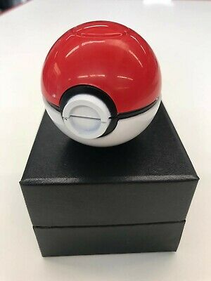 Pokemon Pokeball Metal Herb And Tobacco Grinder  • 7.50£