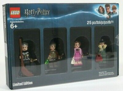 $ CDN51.28 • Buy New Lego Harry Potter 5005254 Limited Edition Minifigure Set - Bnib Sealed