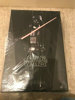 $ CDN535.88 • Buy Hot Toys Star Wars 1/6 Darth Vader Figure A New Hope Episode IV MMS279 ANH