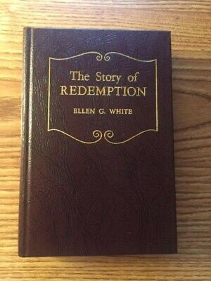 $9.25 • Buy The Story Of Redemption By E.G. White, Like New Condition. Hard Cove. Maroon