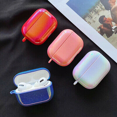 $ CDN6.76 • Buy For Apple AirPods Pro 3 Accessories PC Case Bling AirPod Earphone Charging Cover