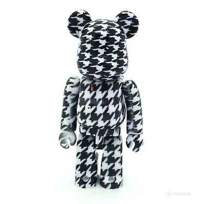 $28 • Buy Bearbrick Series 36 - Houndstooth Black And White (Pattern)