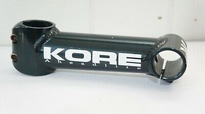 $24.89 • Buy Vintage Kore Aheadlite 1 1/8 Threadless Stem 135mm 25.4 Handlebar Clamp. MTB