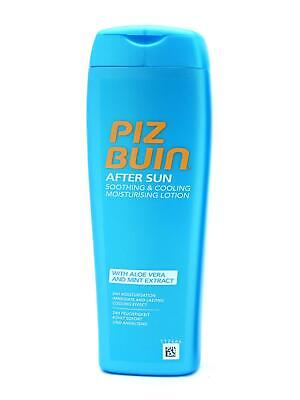 £6.99 • Buy Piz Buin After Sun Soothing Cooling Moisturising Lotion With Aloe Vera 200ml