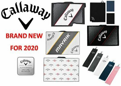 £12.99 • Buy Callaway Golf Towel Range **NEW FOR 2021**