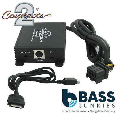 CTAFOIPOD003.3 Ford Focus Upto 2004 Car IPod IPhone & Aux In Interface Adaptor • 19.99£