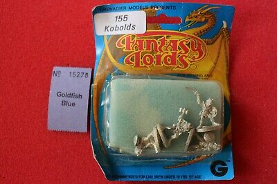 Grenadier Models 148 Kobolds X4 Fantasy Lords BNIB New Blister Kobold ADD Metal • 34.99£
