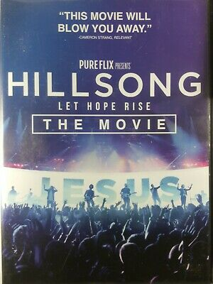$10.21 • Buy Hillsong: Let Hope Rise DVD