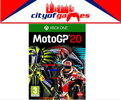 AU69.95 • Buy MotoGP 20 Xbox One Game Brand New In Stock