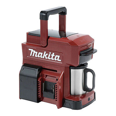 View Details MAKITA DCM501ZAR 14.4/18v Special Edition Coffee Maker In Red • 101.00£
