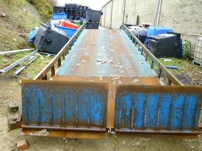 Container Lorry Loading Ramp • 1,041£