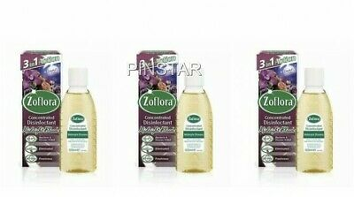 3 X 120ml  Midnight Blooms  Zoflora  Concentrated    • 8.99£