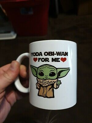 $6 • Buy Baby Yoda The Child Mandalorian Coffee Mug