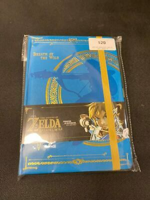 AU30 • Buy The Legend Of Zelda Breath Of The Wild Notebook Brand New In Box Sealed 66716