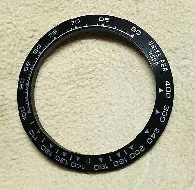 $ CDN1344.12 • Buy Replacement Rolex 116500 Daytona Black Ceramic Bezel For Custom