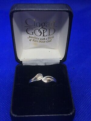 Hallmarked 9ct Clogau Gold Ring • 120£