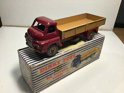 £75 • Buy Vintage Dinky Toys 922 Big Bedford Lorry Within Its Original Box