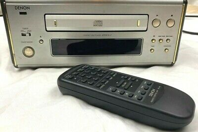 DENON DCD 6.5 CD PLAYER CD Player Separate. With Remote. FREE UK P&P • 85£