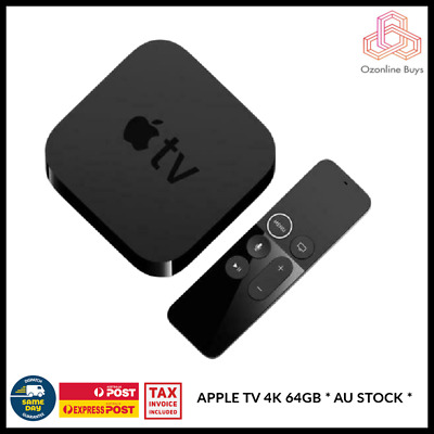 AU265 • Buy Apple TV 4K HDR 64GB 5th Generation * AU STOCK *