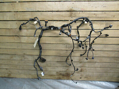 $349.99 • Buy 08-15 Mitsubishi Evolution Evo X 2.0L GSR Engine Wiring Harness Oem