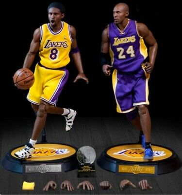$749.95 • Buy AVAILABLE NOW!!!!!!!!!!!ENTERBAY NBA Collection KOBE BRYANT 2-pack ACTION FIGURE