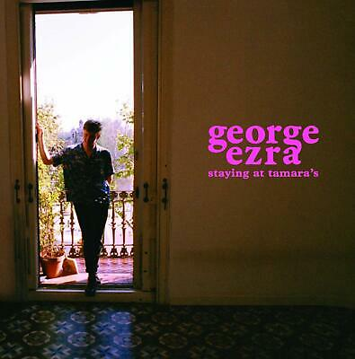$6.99 • Buy George Ezra - Staying At Tamara's [New CD] Hole And A Few Cracks In Case