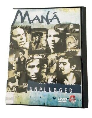 $ CDN16.93 • Buy Mana - MTV Unplugged DVD