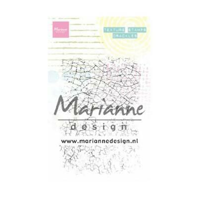 Marianne Design Clear Stamps - Crackles MM1628 • 6.79£