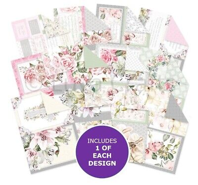 Hunkydory FOREVER IN OUR HEARTS A5 Double Sided Papers Sample Pack 12 Sheets • 3.49£