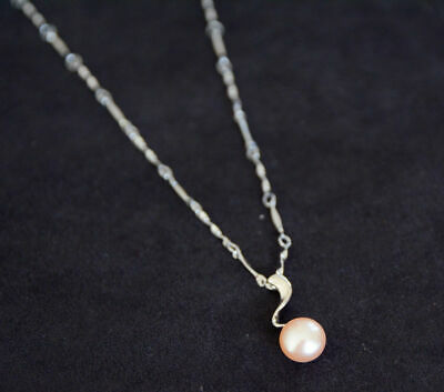 AU12.99 • Buy Elegant Fashion Pearl Necklace For Women Girl Wedding Jewelry New Arrival Gift