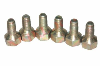 £12.23 • Buy New Tractor Front Wheel Bolts 6 Piece Set For Massey Ferguson 35 65 135 148