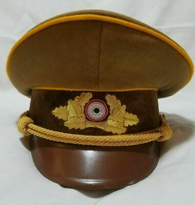 WW2 German Government General Officer Hat Cap Reproduction • 55£