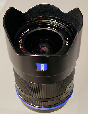 $ CDN1250 • Buy ZEISS Loxia 21mm F/2.8 Lens For Sony E Mount A7 A7R A7S A9 II III IV