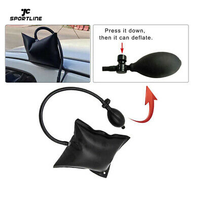 £3.59 • Buy Air Wedge Pump Up Bag Inflatable Automotive Tool Entry Shim Set Hand Tool Door