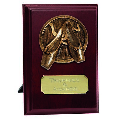 Personalised Engraved Vision Ballet Plaque Great Player Team Award • 8.99£