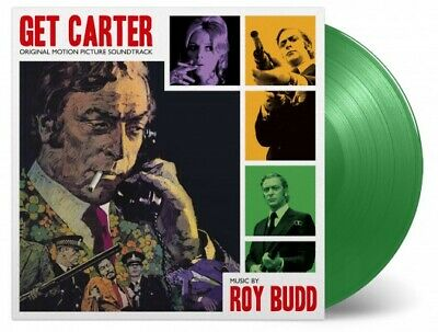 Get Carter Original Soundtrack Green Vinyl RSD 2019 Record Store Day New/Sealed • 99.95£