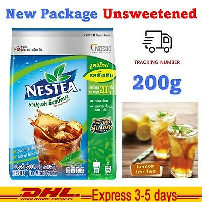 $24.95 • Buy NESTEA NESTLE UNSWEETENED ICED TEA MIX For Brew Drink New Package 90g