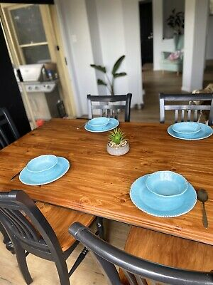 AU600 • Buy Refurbished 6 Seater Dining Room Table