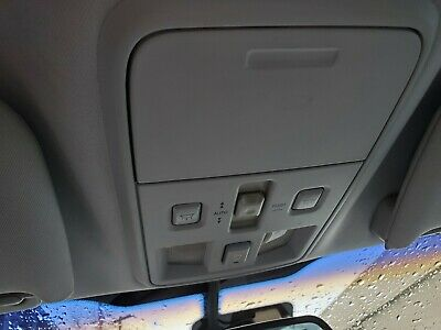 $79.95 • Buy 2003 2004 2005 2006 Lincoln Ls Overhead Console Lights Sunroof Switch Grey