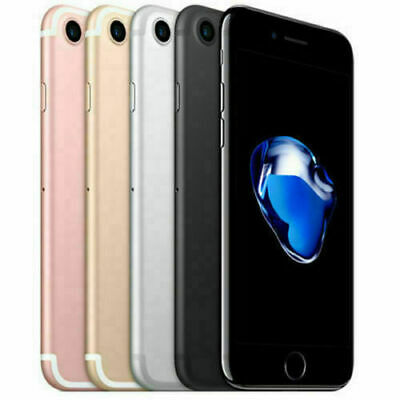 $215.99 • Buy Apple IPhone 7 32GB/128GB/256GB Mobile Smartphone Factory Unlocked 12MP IOS New