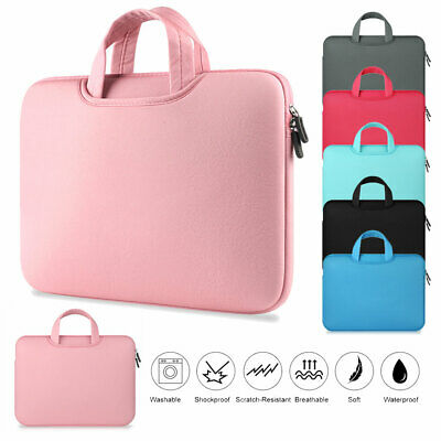AU19.94 • Buy Carry Travel Laptop Bag Sleeve Case For Macbook HP Dell 11/12/13/14/15/15.6 Inch