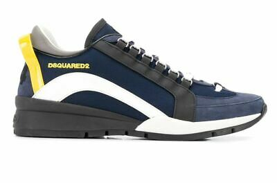 DSQUARED² 551 SNEAKERS Men/'S Shoes Herrenschuhe chaussures homme 100/%AUT