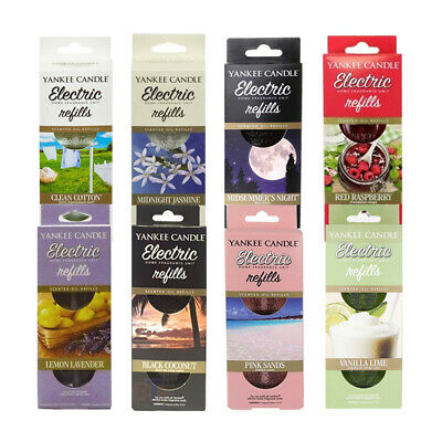 Yankee Candle Electric Plug In Twin Refill - Upto 10% Off On Multi-buy  - Select • 9.75£