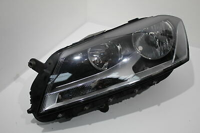 AU282.78 • Buy VW Passat B7 NS Left Halogen Headlight #1 3AC941005