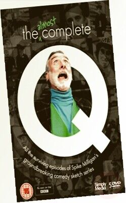 Q. - The Almost Complete Q [DVD] • 22.87£