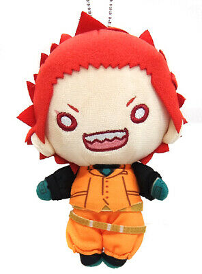 $ CDN87.91 • Buy Key Ring Mascot Character Kirishima Hero Fes Ver. Nitotan Plush With Ball Chain
